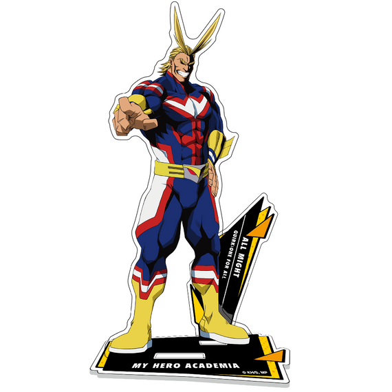 [My Hero Academia] All Might Acrylic Stand/Original Artwork –TV ver.2019