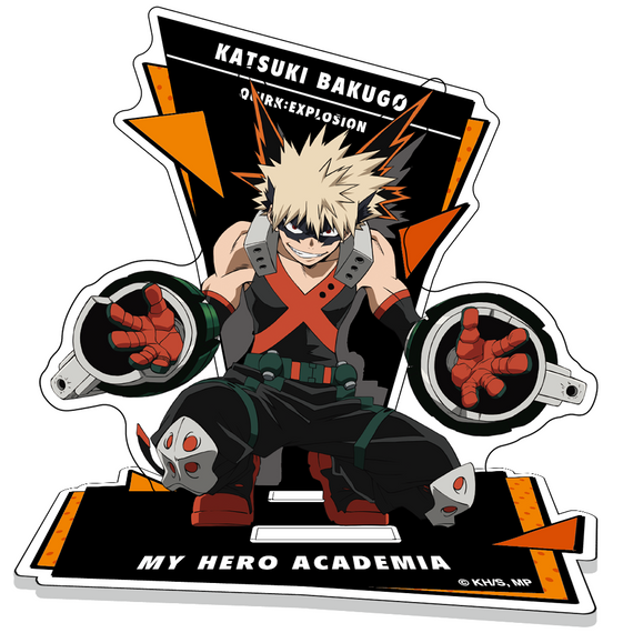 [My Hero Academia] Katsuki Bakugo Acrylic Stand/Original Artwork –TV ver.2019