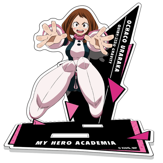 [My Hero Academia] Ochaco Uraraka Acrylic Stand/Original Artwork –TV ver.2019