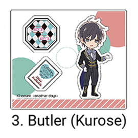 [Ten Count ~Another Days~] Acrylic Stand / Kurose Butler Ver. - Character Goods
