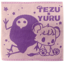 [Evangelion] Tezu x Yuru  4th Angel &Leo - Hand Towel