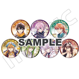 [Fate/Grand Order] Absolute Demon Battlefront: Babylonia / Character Can Buttons - Character Goods