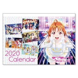 [Love Live! Sun Shine!! School Idol Project] 2020 Calendar - Character Goods
