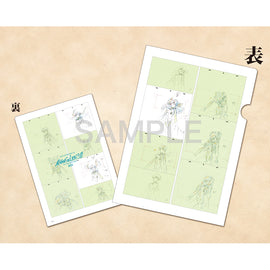 [Evangelion] Clear File Key Frames / Asuka - Character Goods