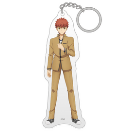 [Fate/stay night Heaven's Feel] Shirou Emiya Acrylic key chain - Character Goods