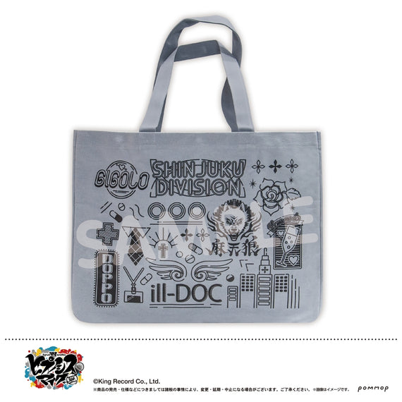 [Hypnosis Mic] Mise Tote Bag C: Matenro - Character Goods