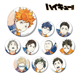 [Haikyu!!] Ani-Art Trading Can Badge Vol. 3 - Blind Box