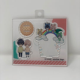 [Ten Count ~Another Days~] Kurose & Shirotani Children Ver. - Character Goods