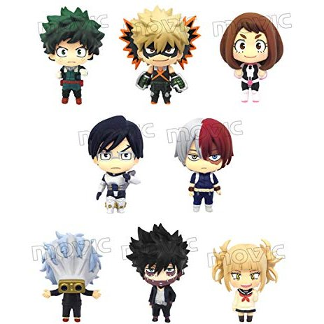 [My Hero Academia] Karakore Mascot Collection 2nd - Blind Box