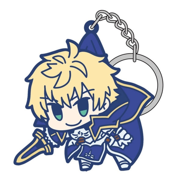 [Fate/Grand Order] Saber/Arthur Pendragon TSUMAMARE Key chain - Character Goods