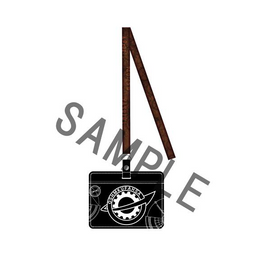 [Steins Gate 0] Lab Member Card Holder - Pass Case