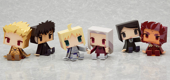 [Fate/Zero] graphig++ Fate/Zero 1 - Blind Box