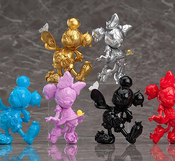[JAMES JEAN x GOOD SMILE COMPANY] Mickey Mouse & Minnie Mouse 90th Anniversary Edition - Blind Box Figure