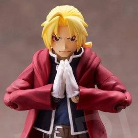 [Fullmetal Alchemist: Brotherhood] [BUZZmod.] Edward Elric - 1/12 scale Action Figure
