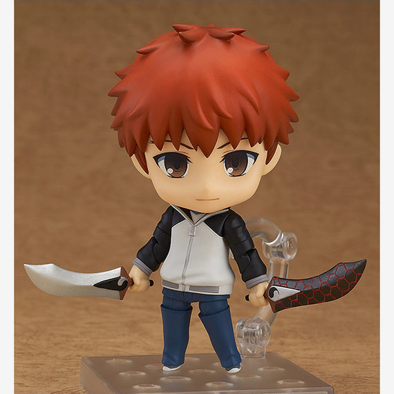 [Fate/stay night] Unlimited Blade Works Shirou Emiya - Nendoroid 555