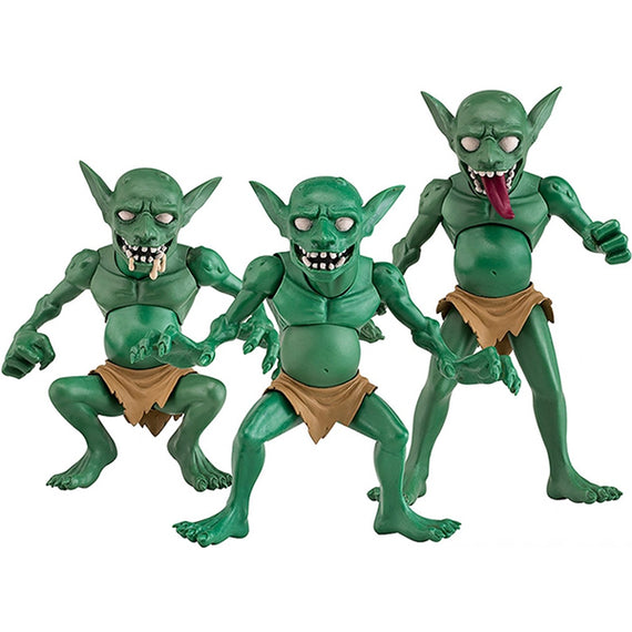 [Original] Goblin Village (3 figure set) - Action Figure