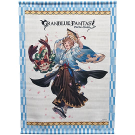[Granblue Fantasy] Wall Scroll Gran - Character Goods