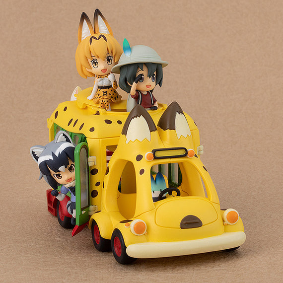 [Kemono Friends] Japari Bus - Non Scale Figure