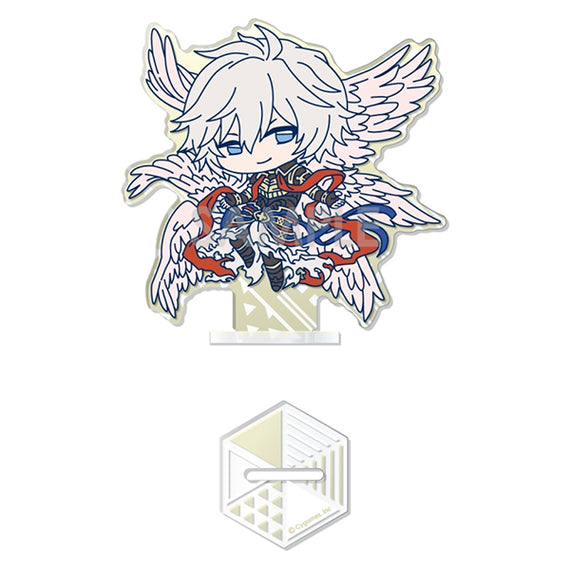 [Granblue Fantasy] Big Visual Color Stand E: Lucifer - Character Goods