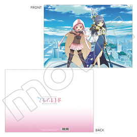 [Magia Record] Puella Magi Madoka Magica Side Story Clear File - Character Goods