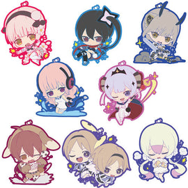 [Magical Girl Raising Project] Rubber Strap Collection - Blind Box