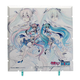[Racing Miku] Dioramansion 150: Racing Miku Pit 2019 Optional Panel Super Sonico Collab Ver.