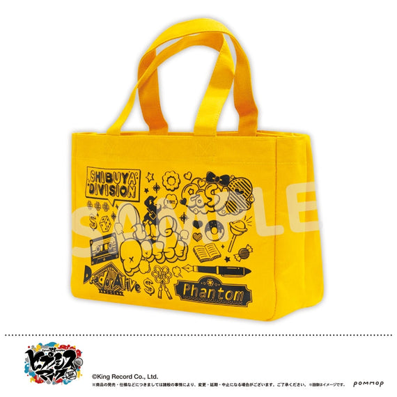 [Hypnosis Mic] Mise Tote mini3D Bag D: Fling Posse - Character Goods