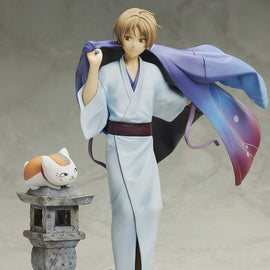 [Natsume's Book of Friends] Takashi Natsume & Nyanko Sensei - 1/8 Scale Figure