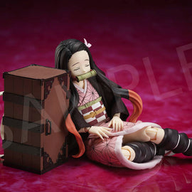 [Demon Slayer : Kimetsu no Yaiba] BUZZmod. Nezuko Kamado - 1/12 Scale Action Figure