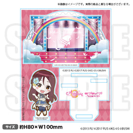 [Love Live! ALL STARS] Mini Acrylic Stand Riko - Character Goods