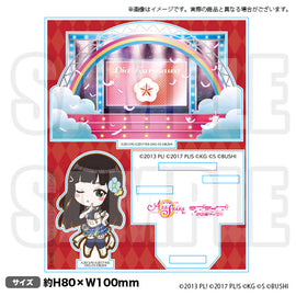 [Love Live! ALL STARS] Mini Acrylic Stand Dia - Character Goods