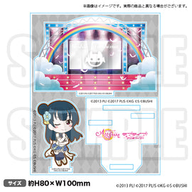 [Love Live! ALL STARS] Mini Acrylic Stand Yoshiko - Character Goods