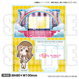 [Love Live! ALL STARS] Mini Acrylic Stand Hanamaru - Character Goods