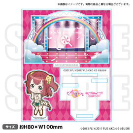[Love Live! ALL STARS] Mini Acrylic Stand Ruby - Character Goods