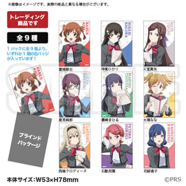[Revue Starlight] Trading Square Can Badge - Blind Box