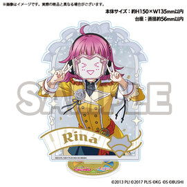 [Love Live! ALL STARS] Acrylic Stand Rina - C97 Exclusive Item