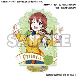 [Love Live! ALL STARS] Acrylic Stand Emma - C97 Exclusive Item