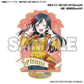 [Love Live! ALL STARS] Acrylic Stand Setsuna - C97 Exclusive Item