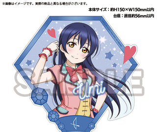 [Love Live! ALL STARS] Acrylic Stand Umi - C97 Exclusive Item