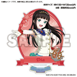 [Love Live! ALL STARS] Acrylic Stand Dia - C97 Exclusive Item