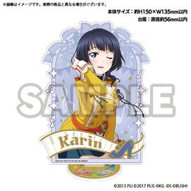 [Love Live! ALL STARS] Acrylic Stand Karin - C97 Exclusive Item