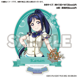 [Love Live! ALL STARS] Acrylic Stand Kanan - C97 Exclusive Item