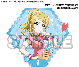[Love Live! ALL STARS] Acrylic Stand Eli - C97 Exclusive Item