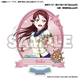 [Love Live! ALL STARS] Acrylic Stand Riko - C97 Exclusive Item