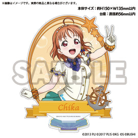 [Love Live! ALL STARS] Acrylic Stand Chika - C97 Exclusive Item