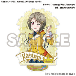 [Love Live! ALL STARS] Acrylic Stand Kasumi - C97 Exclusive Item