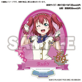 [Love Live! ALL STARS] Acrylic Stand Ruby - C97 Exclusive Item