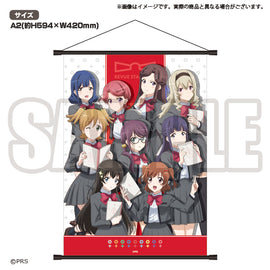 [Revue Starlight] A2Wall Scroll School Uniform Ver. - Character Goods