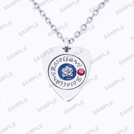 [BanG Dream! Girl's Band Party!] Band Motif Necklace Imai Lisa - Animate Exclusive