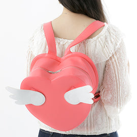 [Cardcaptor Sakura] Kinomoto Sakura's Heart Shaped Bag - Backpack